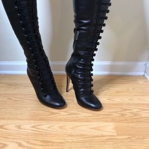 Gianvito Rossi knee high Boots!
